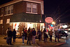 The sidewalks were packed and the buildings bedecked in holiday cheer as the 26th Annual Bardstown Road Aglow attracted thousands of pedestrians and cars alike.