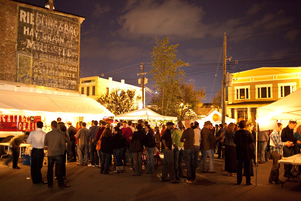 Scenes from the 3rd Annual NuLu Festival on East Market Street.