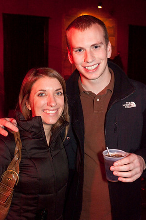 Will Neely and Beth Franklin were ready for the stylings of Afroman.