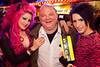 "Underground legend Steve ""the Guru"" Goldberg gets a fanboy shot with Kynt and Vyxsin."