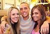 Ashley Johnson, Corey Ralston, and Tiffany Minter are a trio of good times.