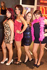Stacey Salinas, Sabrina Smith, Tina Roper, and Sasha Harris dressed for the occasion.