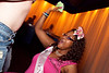 Arica Brown continues to party on her birthday.