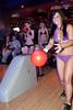 Samantha Magruder gets her bowl on.