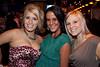 Grace Hill, Lauren Durbin and Amber Paul rock the good times.