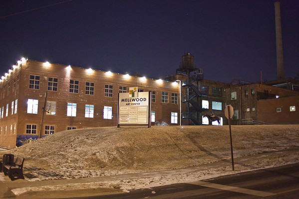 Mellwood Arts Center was the place for Cabo Wabo's Coat Party on Saturday night.