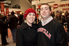 Carrie Wimsett and Kevin Long are a pair of proud Cards fans.