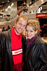 Jason and Gina McNabb were a stylish pair.