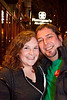 Trisha Abney and Jody Cowan were chilling at Flanagan's Ale House.