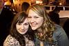 Zoe Herold and birthday girl Megan Koenig were partying at The Outlook Inn.