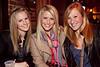 Leah Nelson, Jessica Simkin, and Kathleen Gospel were a triple delight.