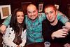 Nikki Gruner, Matt Jack Wheatley, and Mason Miner were a festive trio.