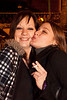 Chrissy Everson and Katie Dollard are good friends.