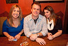 Rebekah Ausbrook, Jeff Wilhite, and Christy DeSpain are happy to see you.