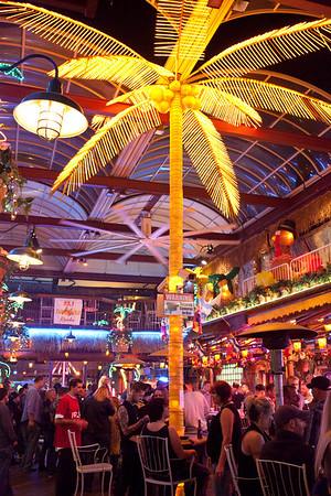 The colorful atmosphere of Phoenix Hill Tavern is always a call to the camera.