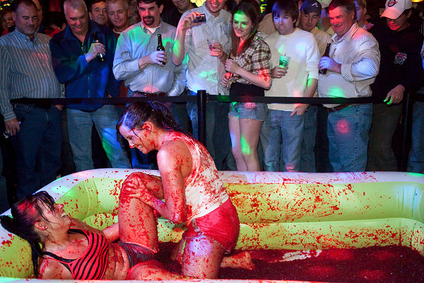 The first fight featured Kayla Humfleet versus Sammi Magruder.