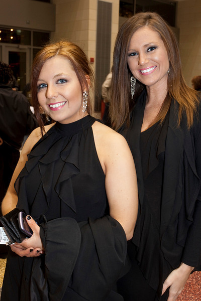 Melissa Page and Jessica Hughes took the glamourous path to fashion.