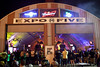 Expo Five was the site of Krazy Fest and the fans crowded the hangar for every act.