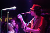 """Langhorne Slim brought his """"country-punk"""" musical style to the Zanzabar on Sunday night."""