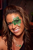 Ashli Isgrigg helps Tengo Sed Cantina extend St. Patrick's Day into the weekend.