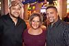 Salvador Quinones, Farrah Allen, and Will Santiago were a trio of good times.
