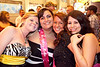 Tiffany Mitchell, Nancy Shaw, Abbie Coomes, and Niki Garcia keep the party going.