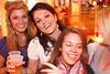 Amber Miller, Jasmine Lewellen, and Marlana Vaughn were a party in motion.