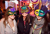Danielle O'Connell, Toniann Keiling, and Marie McKiernan had some nice masks.