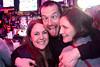 Katie Flerage, Kristan Gastillo, and Elizabeth Windisch enjoy some wild and crazy times at the Monkey Wrench.