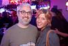 Josh Neeley and Heather Payne-Renfroe get close.