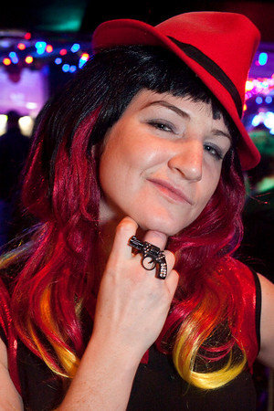 The Derby City Roller Girl's Murda Inc keeps things lively.