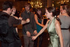 Several professional dancers from the Louisville Ballet kept the dance floor moving.
