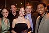 Rachel Cahayla-Wynn, Ben Needham-Wood, Amanda Diehl, Morgan Hulen, and Brandon Ragland like a nice group photo.