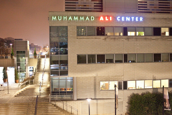 The world famous Ali Center was host to Pas De Brew on Saturday night. The event was a fundraiser to benefit the Louisville Ballet.