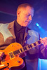 The Texas-based, pscychobilly trio of the Reverend Horton Heat played to a packed audience of loyalist fans at Jim Porter's Goodtime Emporium on Friday night.