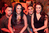 Angel Lopez, Samantha Lopez, Pablo Lemes and Rebecca Lemes know how to pose for a group photo.