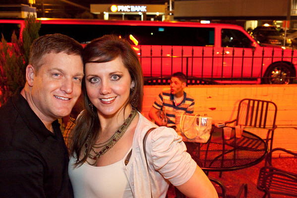 Larry Sinclair and Stephanie Kiser swore the stretch pink limo was not theirs.