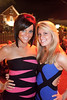 The smoking hot pair of Colleen Schauman and Rachel Woolley were turning heads at Molly Malone's.