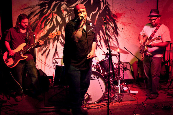 The Dirty Church Revival closed out a night of music at Zazoo's The New Vintage Showcase on Saturday night.