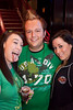 Brittany Matlock, Ryan McMillen, and Kayla Dale know how to party.