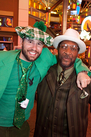 St. Patty's Day brings out all the Mack Daddy's.