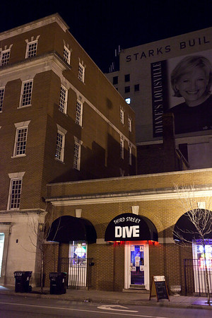Nestled in the shadows of Fourth Street Live, Third Street Dive has become a nice alernative to the glitz and glam one block over.