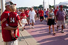 Scenes from tailgating at Papa John's Stadium for the season opener of the UofL Football season.