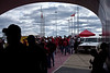 Scenes from Papa John's Stadium at tailgating for the UofL vs. Marshall game.