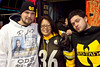 The Pfeiffer family remembered to honor the late great O.D.B. at the Wu Tang show.