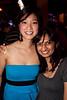 Bertina Lin and Jaimini Jodhani keep it close.