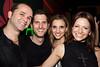 Victor De Oliveipa, Michael Iacovazzi-Pau, Julianna Grassi and Monica Becht gather on the dance floor.