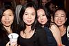 Carol Chio, Jin Zhou, Qian Liu, and Hong Cheng were deep in the crowd.