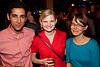 Hamza Agallah, Maggie Henning and Sophie Maier were full of fun.