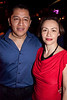 Armando Villalobos and Angela Katz were on the dance floor.